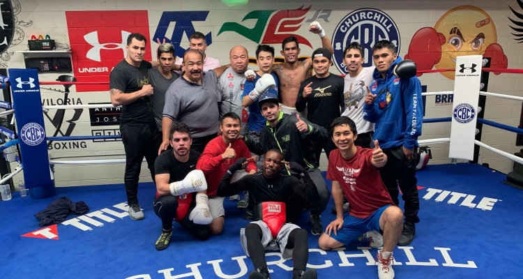 Chuchill Boxing Club